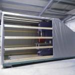 PVC-beschichtete Schutzhülle